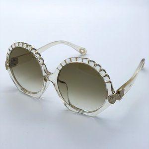 Brand NEW Chloe  CE747SA 688 Champagne  Sunglasses